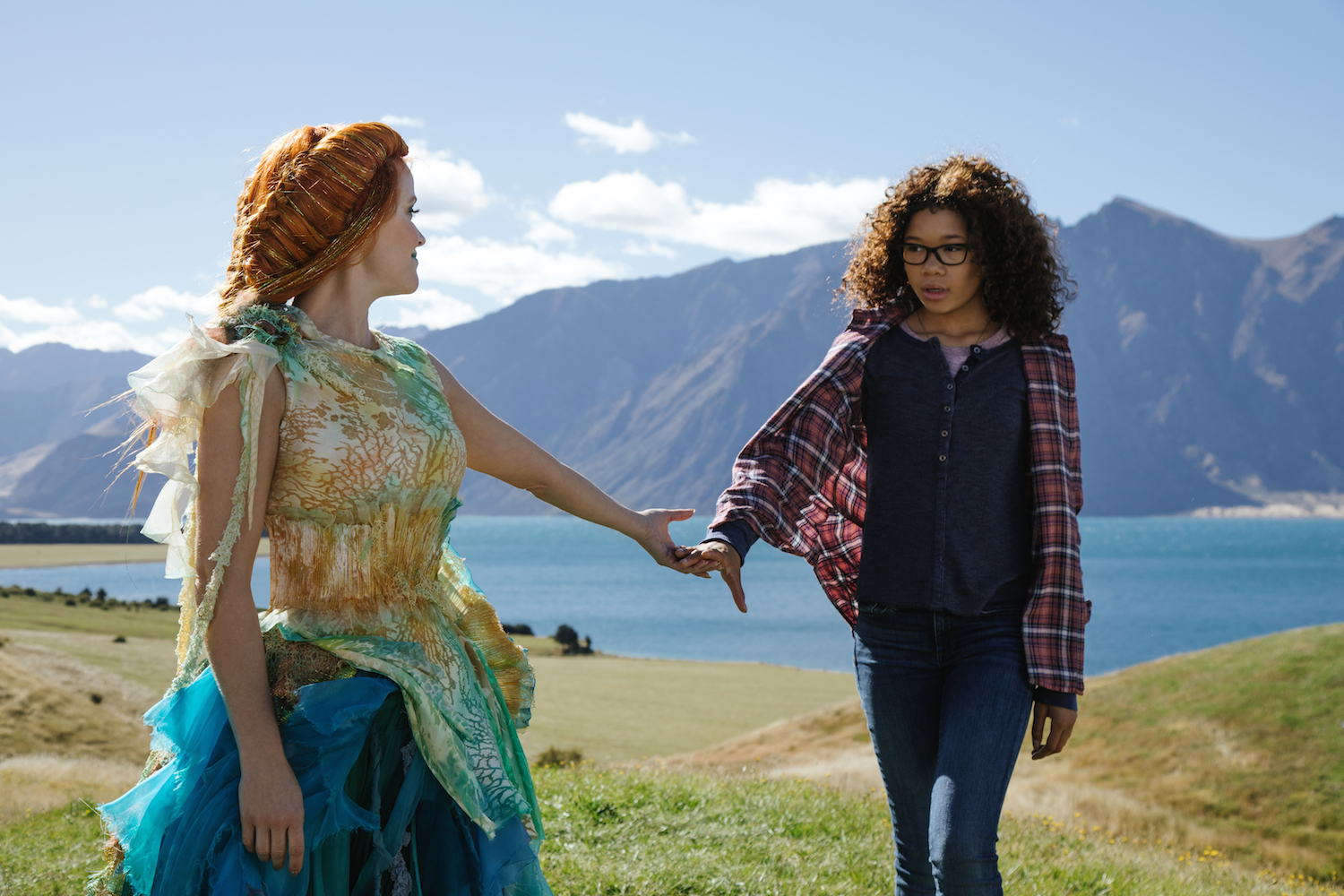 How Oscar Nominee Paco Delgado Dreamed Up the Magical Costumes in 'A Wrinkle in Time'