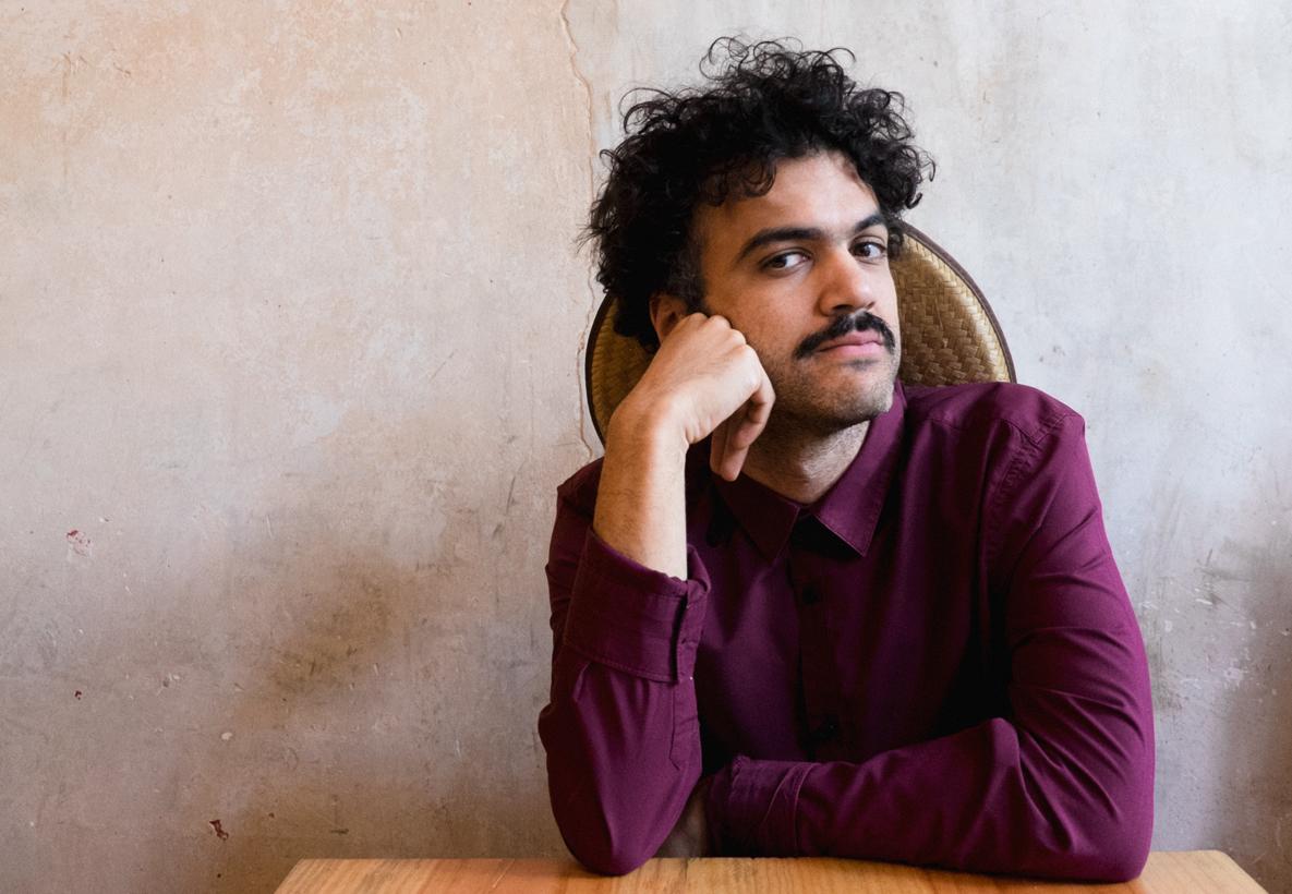 "Juan Luis Guerra's ""La Bilirrubina"" Gets a Delicate Pop Makeover From Alex Ferreira"