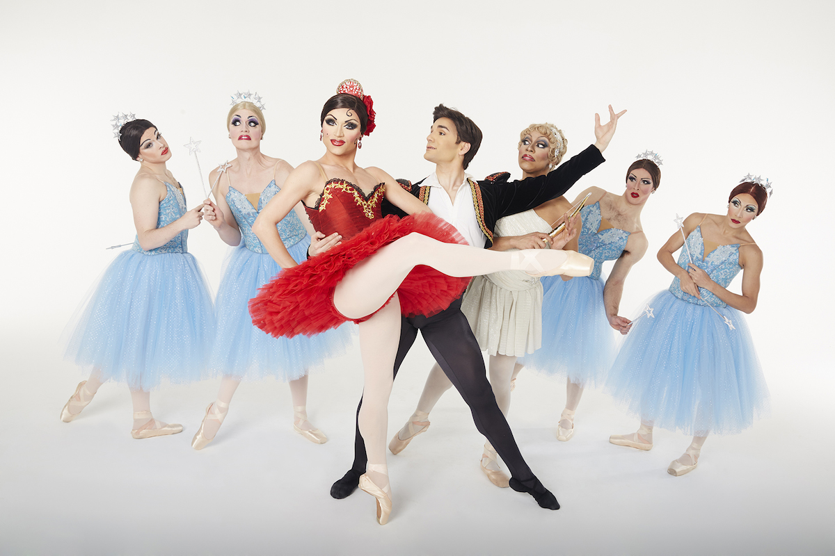 This Documentary Shines a Light on the All-Male Drag Ballet Company With a Cult Following