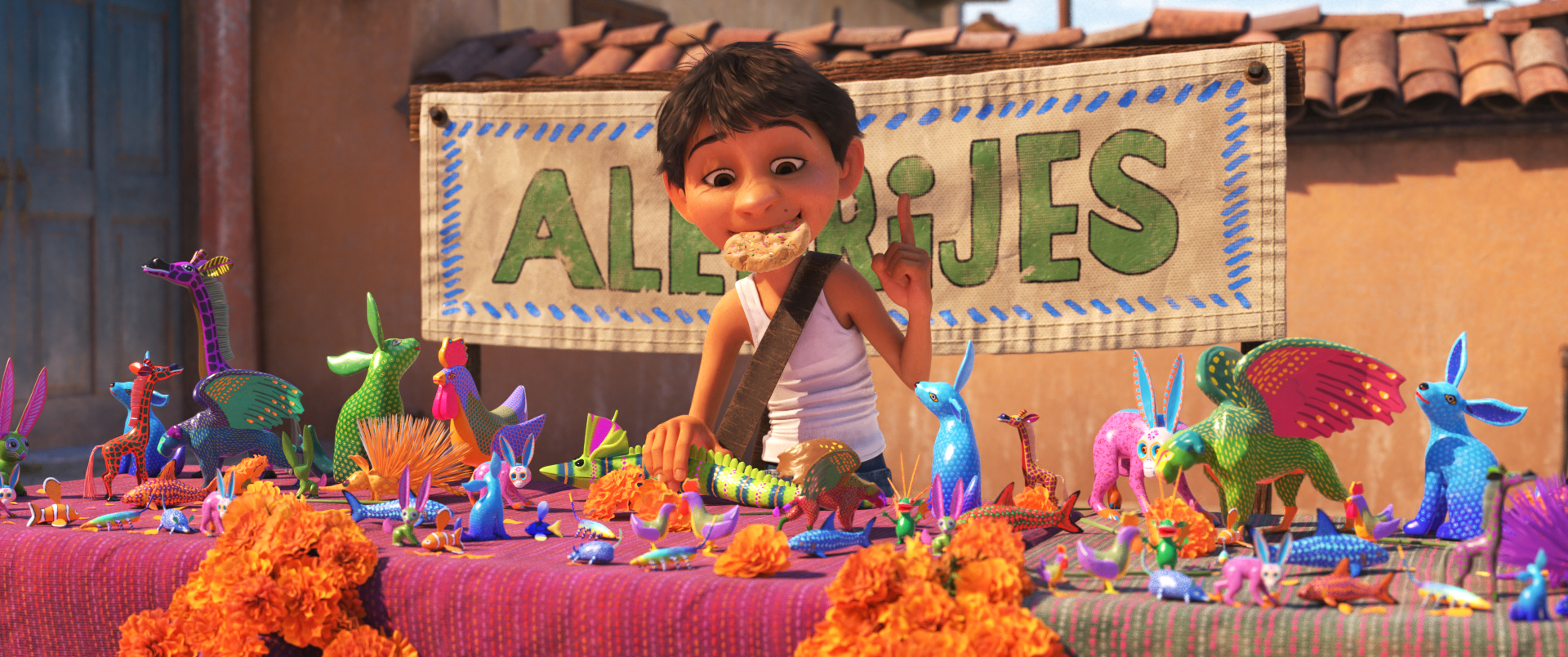 Meet the Oaxacan Artists Whose Alebrije Workshop Inspired Pixar's 'Coco'