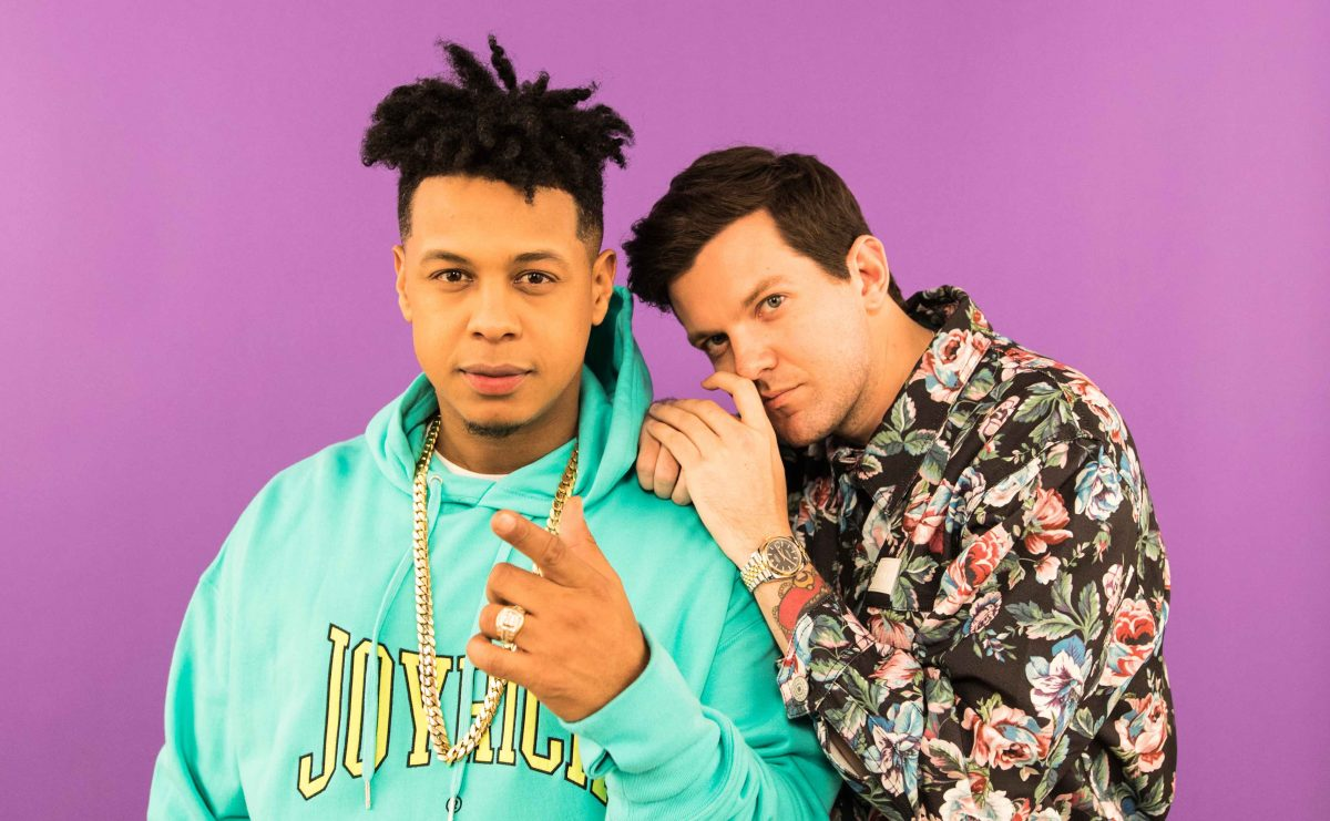 """Fuego and Dillon Francis' """"We the Funk"""" Video Is a Colorful Rooftop Party"""