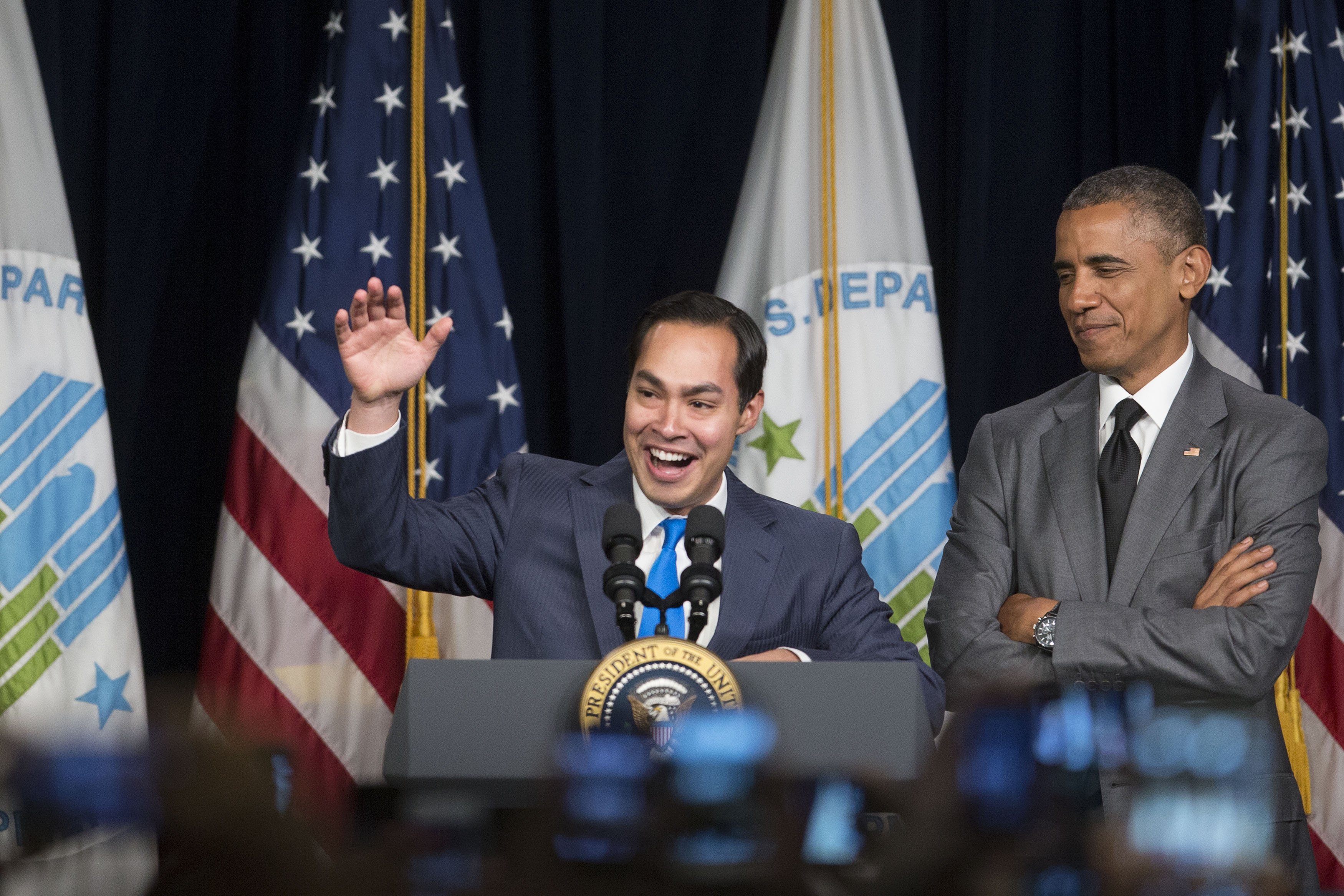 "Julián Castro on the 2020 Presidential Elections: ""I Have Every Interest in Running"""