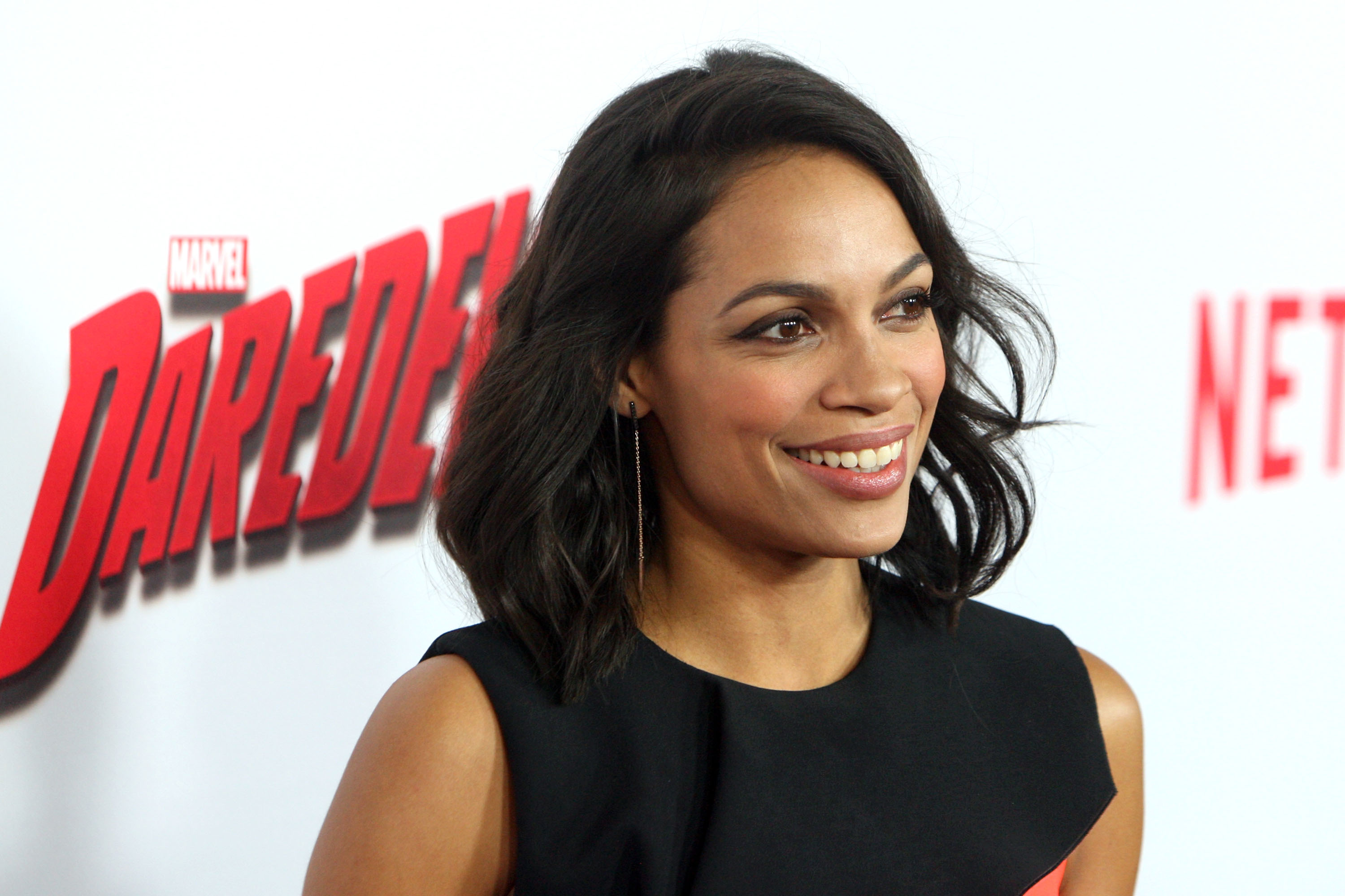 Rosario Dawson Really, Really Wants a Role in a 'Star Wars' Movie