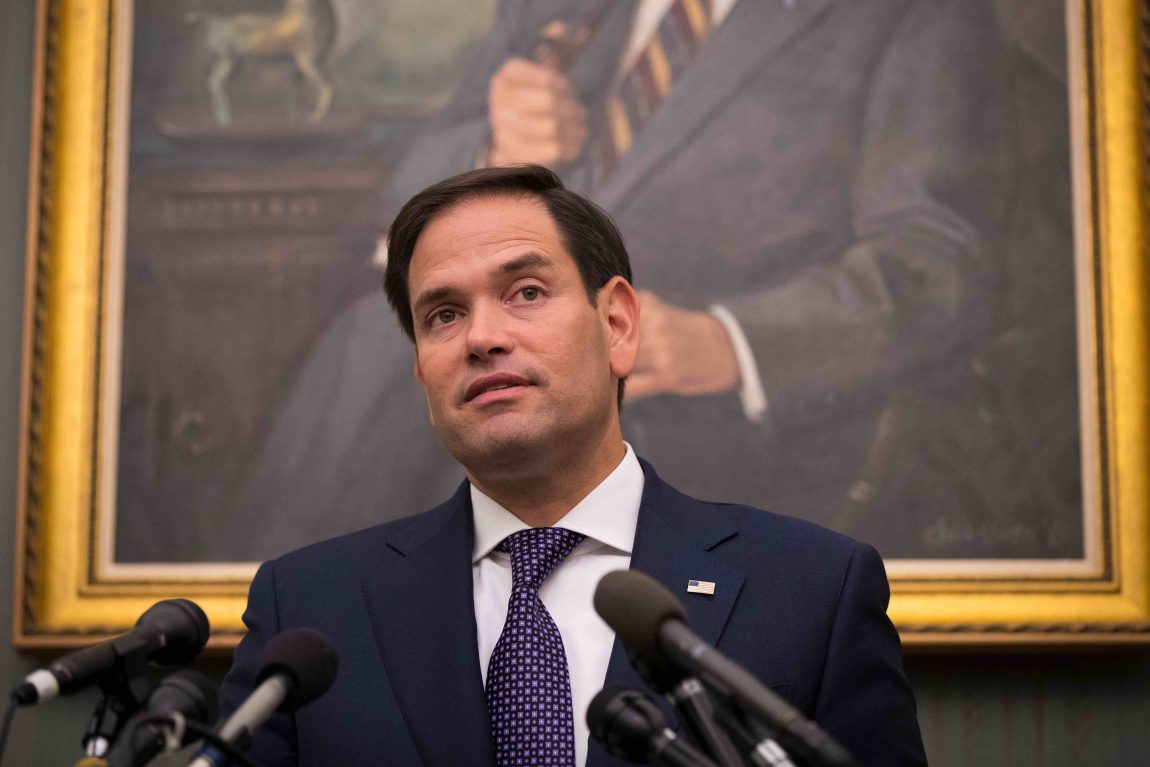 Sen. Rubio: No gun law would have prevented Florida school shooting