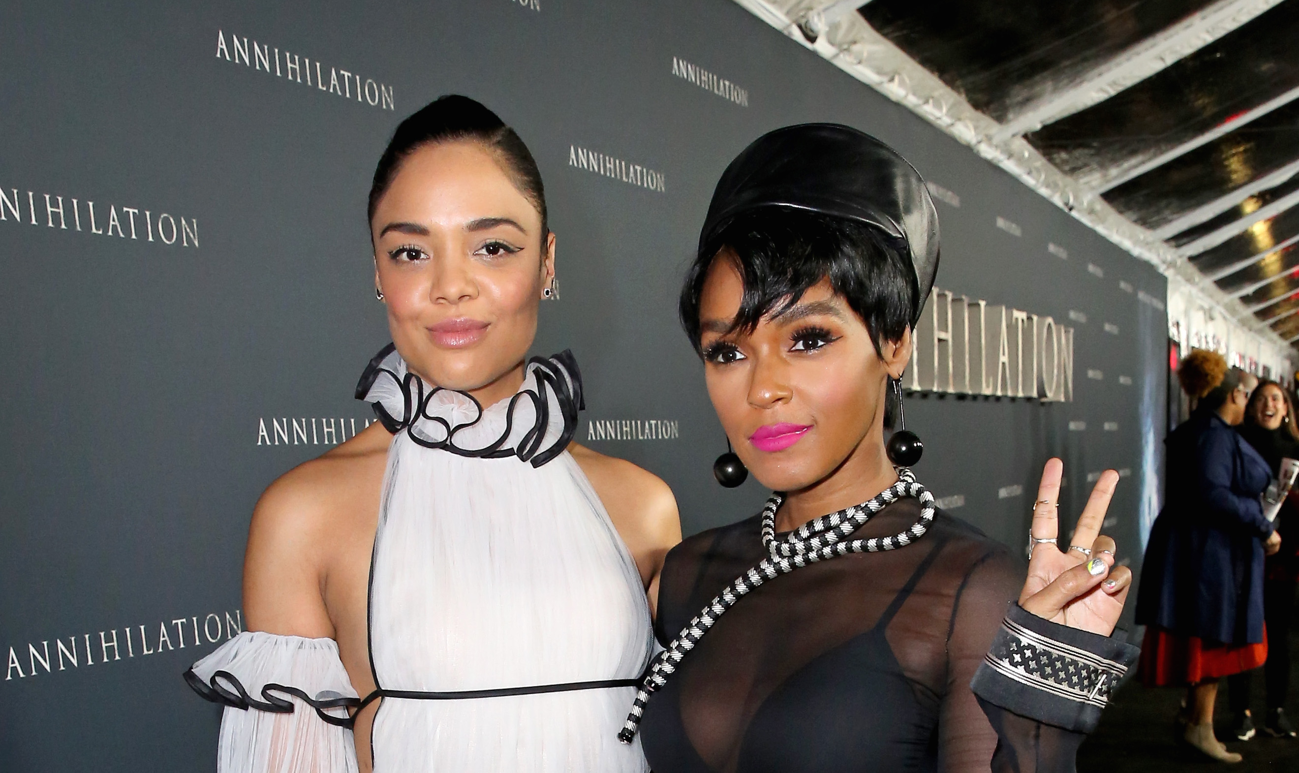 People Really Want Tessa Thompson and Janelle Monáe to Be a Couple