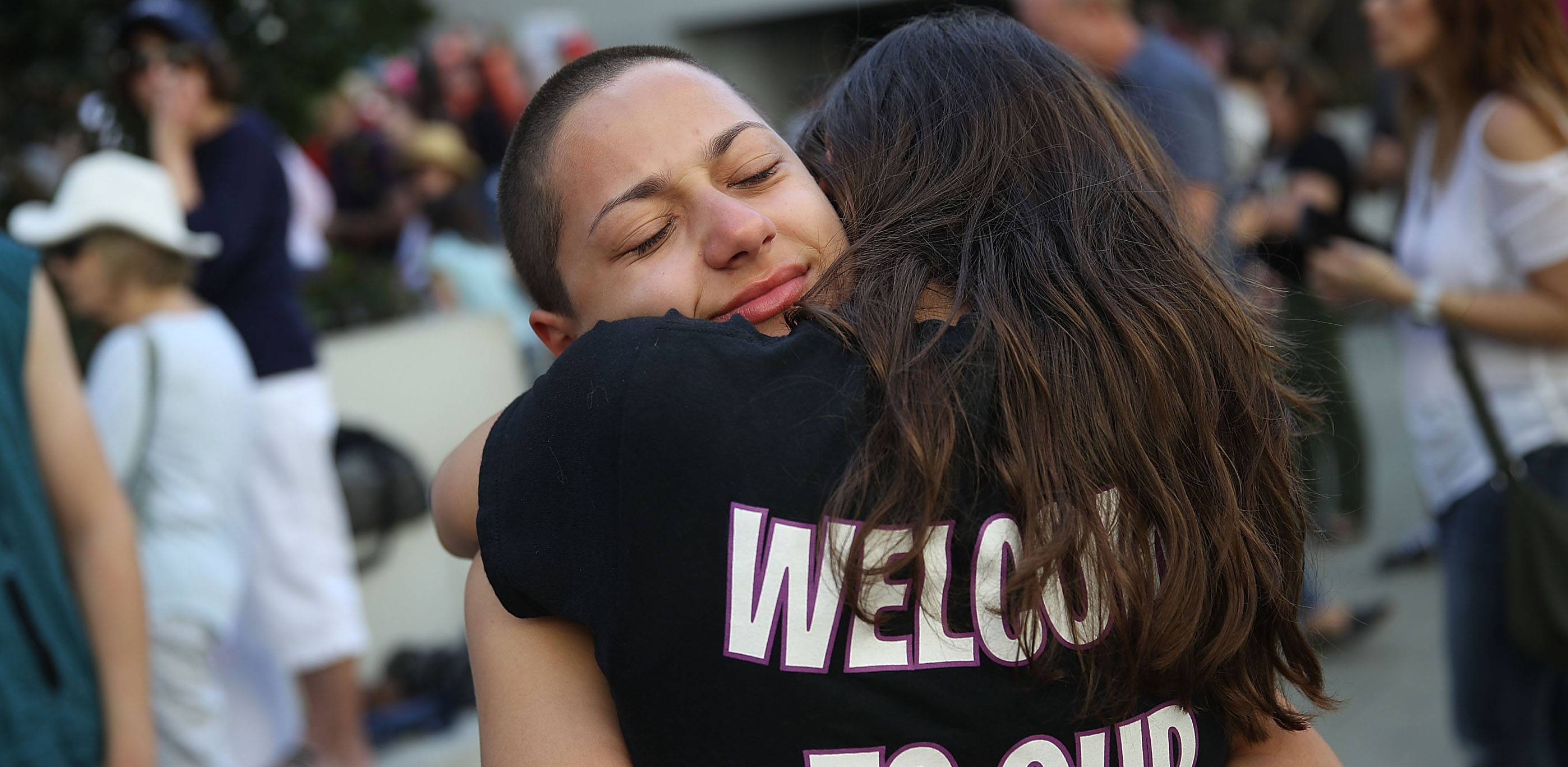 School Shooting Survivor Emma González Is Leading the New Gun Control Movement