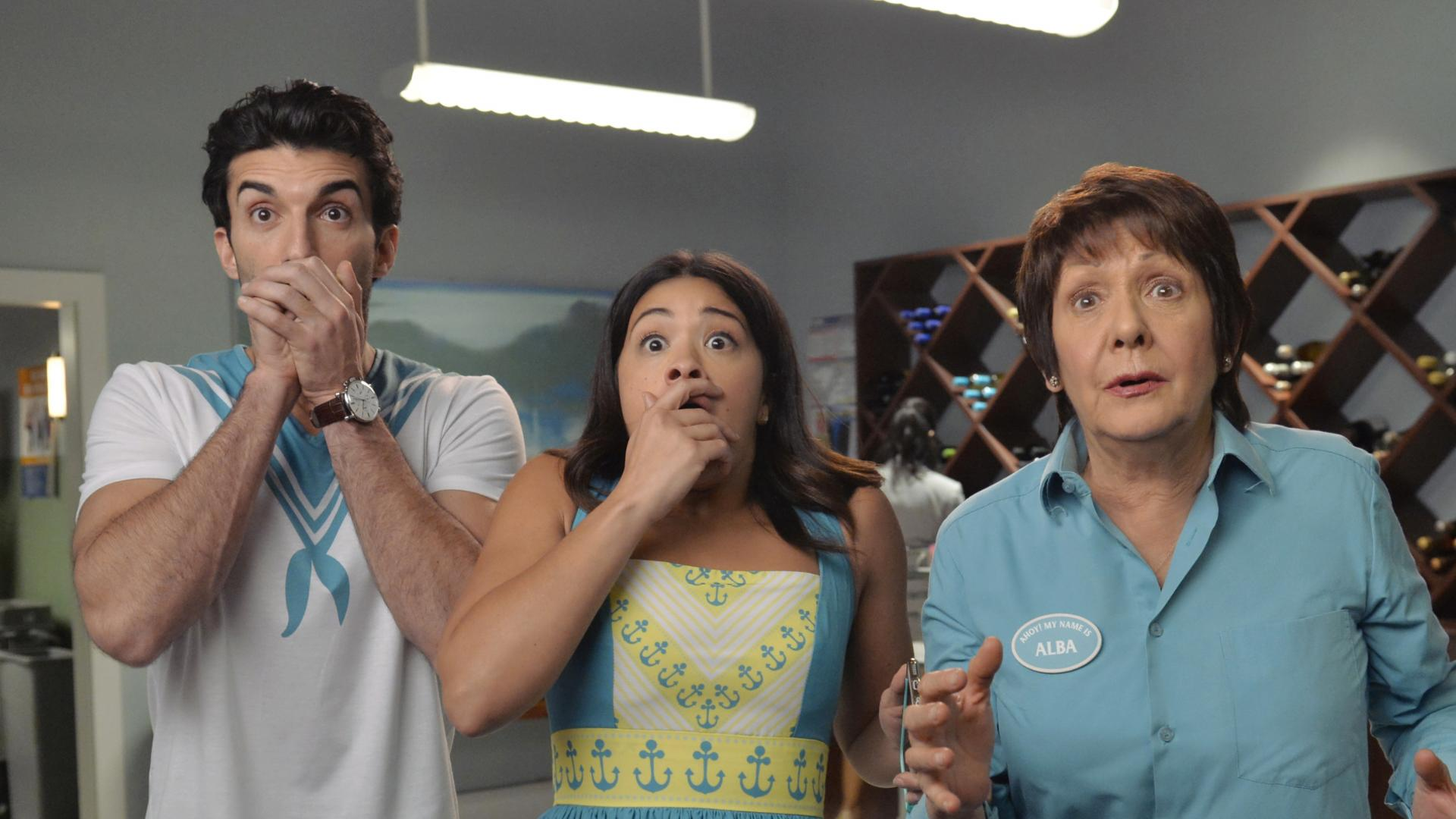 After 30 Years of Celibacy, Abuela Got Down With a Vibrator on 'Jane the Virgin'