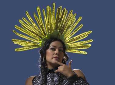 "Ana Tijoux and Lila Downs' First Collab Is ""Tinta Roja,"" a Roaring Ballad"