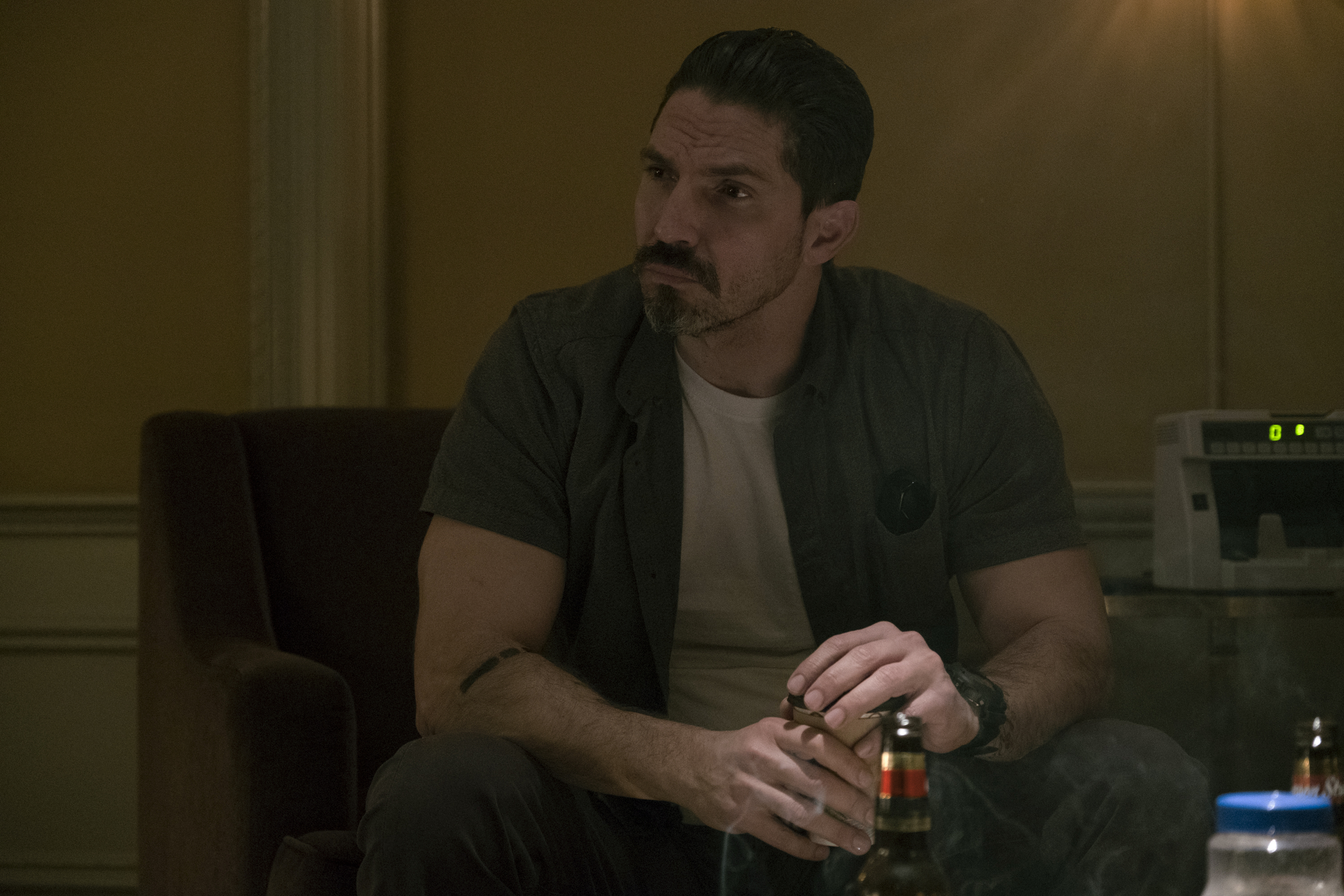 Actor Maurice Compte On New Movie 'Den of Thieves' and How 'Mayans MC' Is Not Just a 'Sons of Anarchy' Spin-Off
