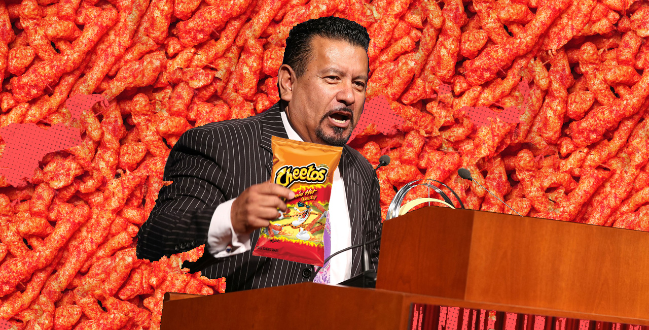 This Biopic Will Chronicle the Life of the Mexican Janitor Who Invented Hot Cheetos