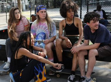 Sundance Drama 'Skate Kitchen' Is For Every Latina Skater Who's Clashed With Her Mom