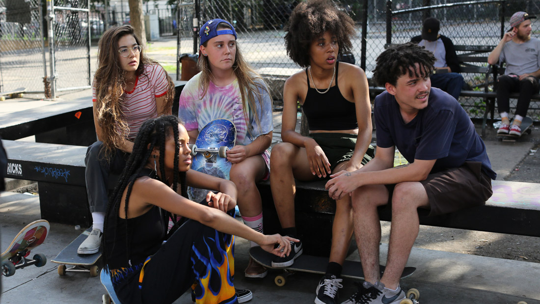 TRAILER: 'Skate Kitchen' Is the POC Skater Girl Movie You've Been Waiting For