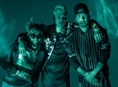 """Noriel, Prince Royce, and Bryant Myers' """"No Love"""" Is a No-Strings-Attached Anthem"""