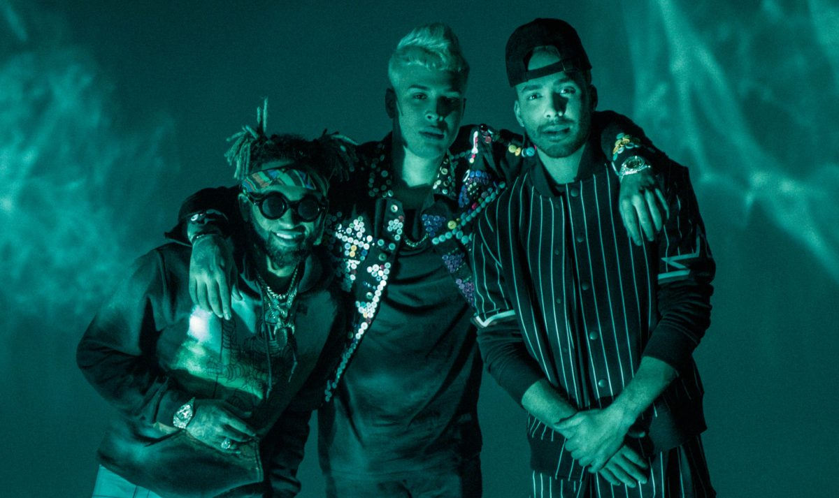 "Noriel, Prince Royce, and Bryant Myers' ""No Love"" Is a No-Strings-Attached Anthem"