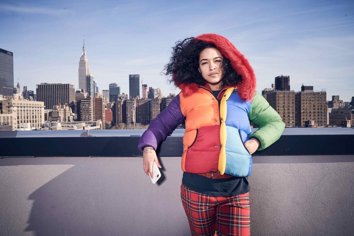 Princess Nokia's New Mixtape Is Making Everyone Relive Their Emo Kid Days