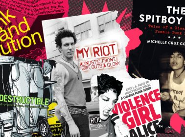 5 Books That Show Latinxs' Important Role in Punk History
