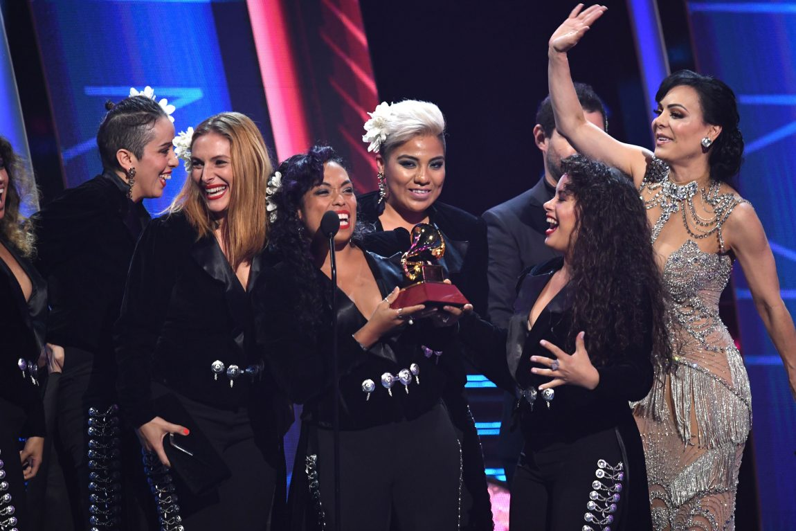 This Report Analyzed Female Representation at Latin Music Awards