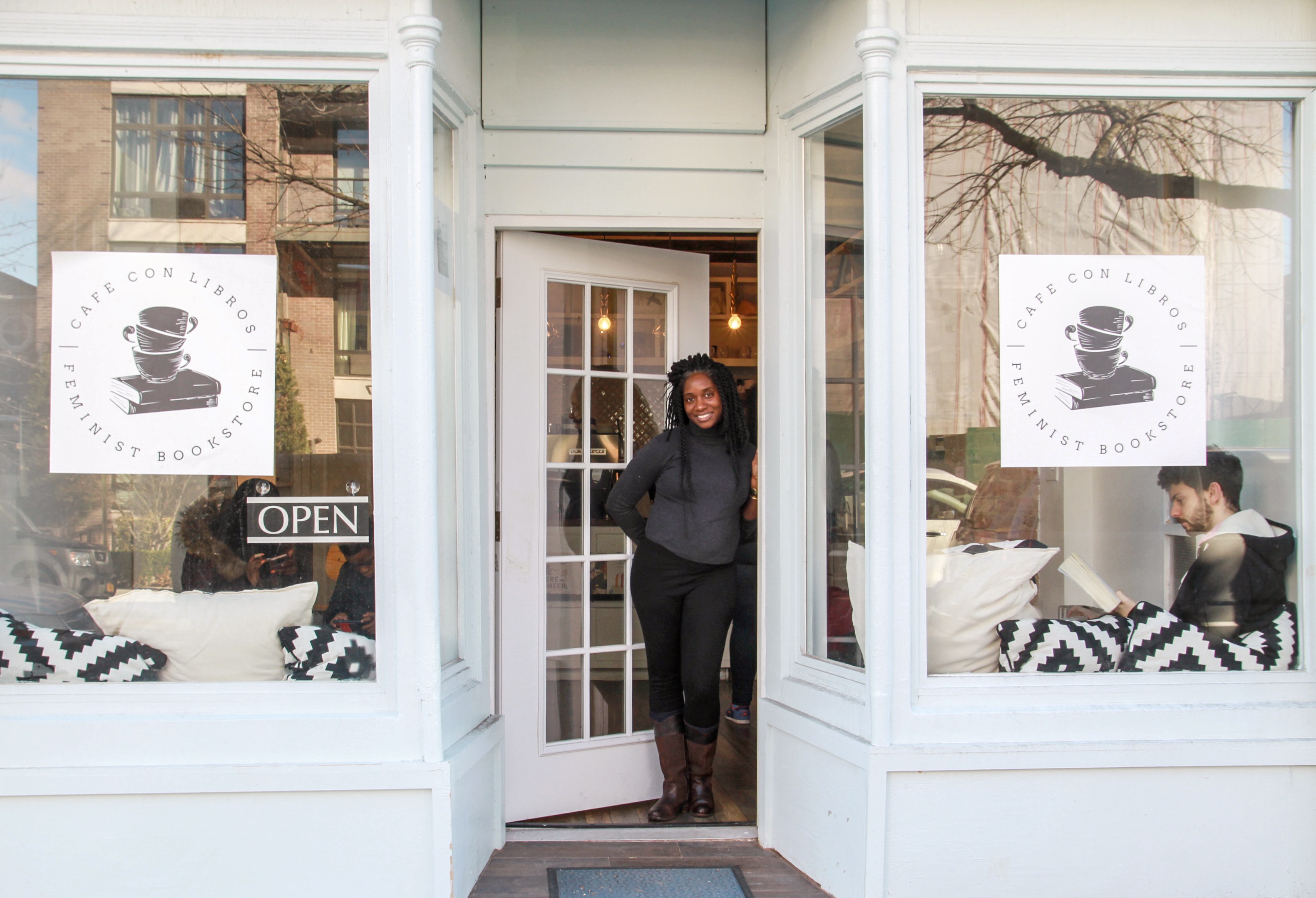 This Afro-Latina's Feminist Bookstore Is Building Community in Gentrifying Crown Heights