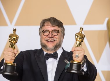 """Guillermo del Toro On Why He Needed a Longer Oscar Speech: """"I Have a Lot of Cousins"""""""