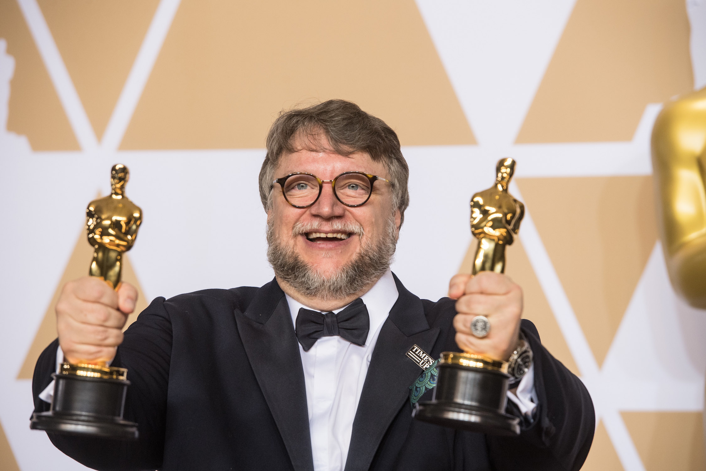 Guillermo del Toro to Get Star on Hollywood Walk of Fame