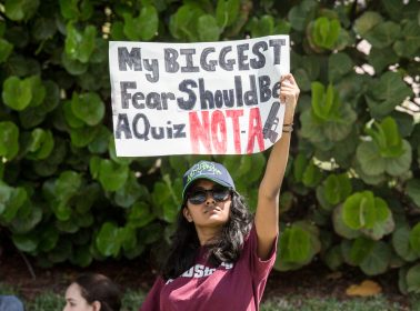 We Spoke to Young Protesters at Parkland, Florida, the Birthplace of March for Our Lives