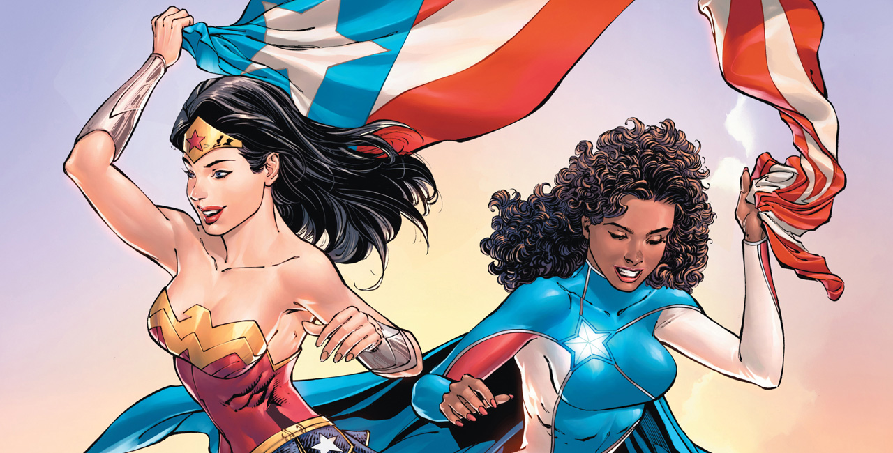 This Star-Studded Comic Anthology Will Be a Loving Tribute to the Strength of Puerto Rico