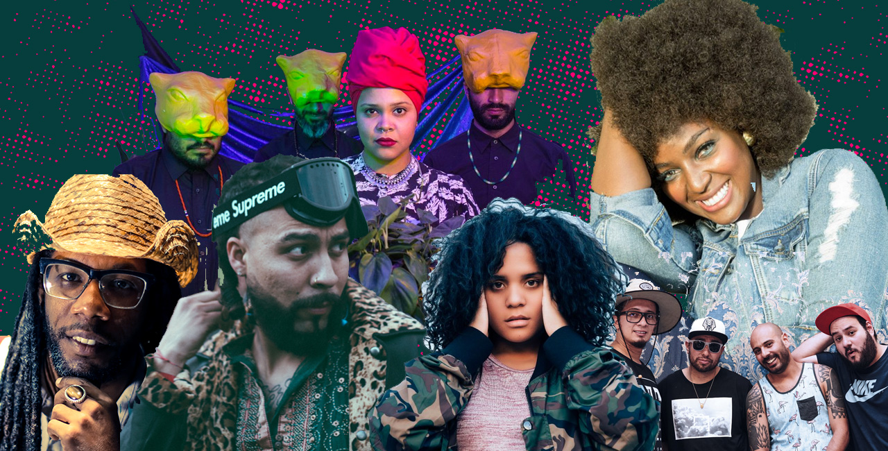 15 Latino Artists You Need to See at SXSW This Year