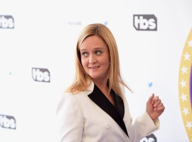 Samantha Bee's Moving Her Charitable T-Shirt Line to Puerto Rico to Support Small Businesses on the Island