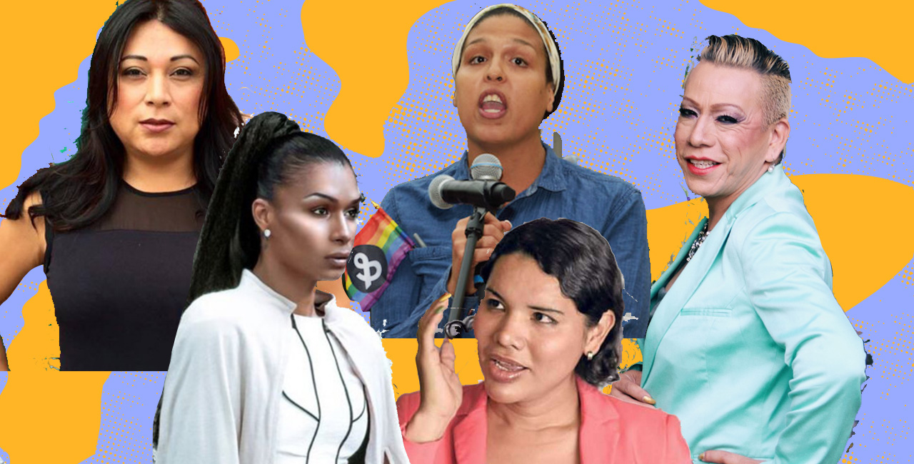 8 Pioneering Trans Latinas to Honor During Women's History Month