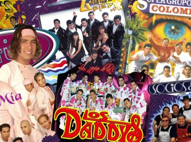 10 of the Most Insane Looks From Cumbia Sonidera Album Covers
