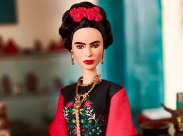 Frida Kahlo Is Getting Her Own Barbie Doll & People Have Lots of Feelings