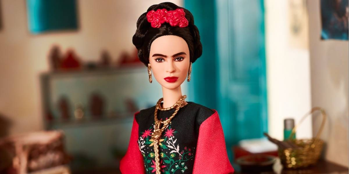 Frida Kahlo's Relatives Don't Approve of Mattel's Barbie Doll & Want It Re-Designed