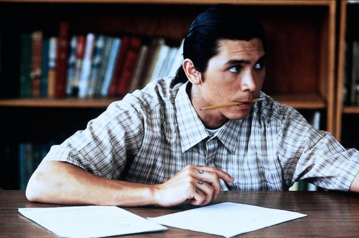 stand and deliver movie essay Jaime escalante became famous for his work with troubled, unteachable high  school math students his story was told in the 1988 film stand and deliver.