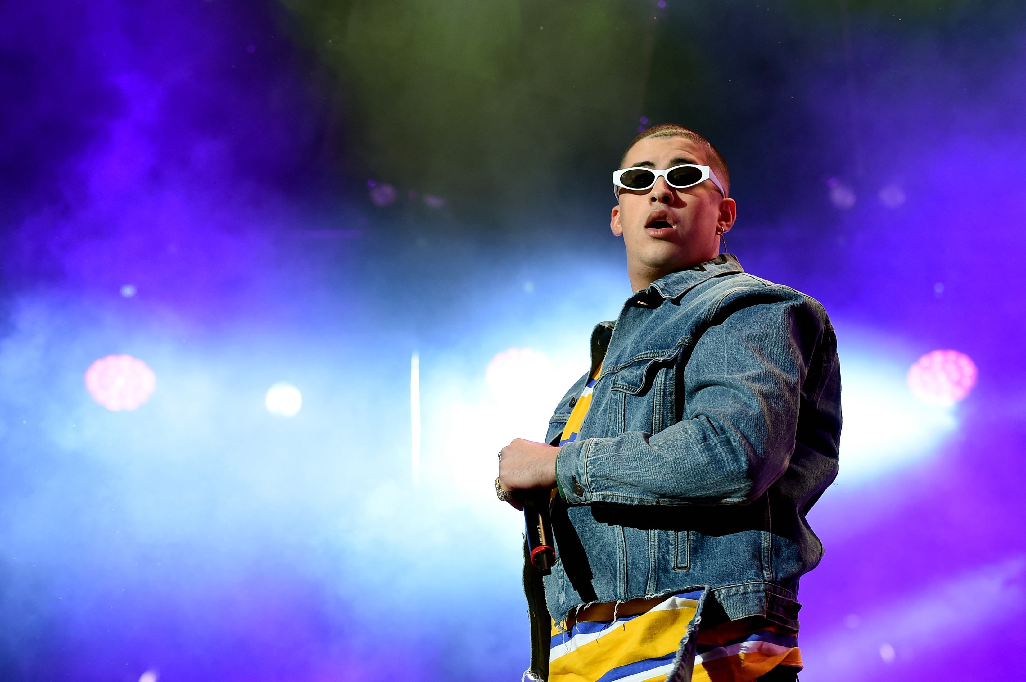Bad Bunny Says He Was Refused Service at a Nail Salon for Being a Man