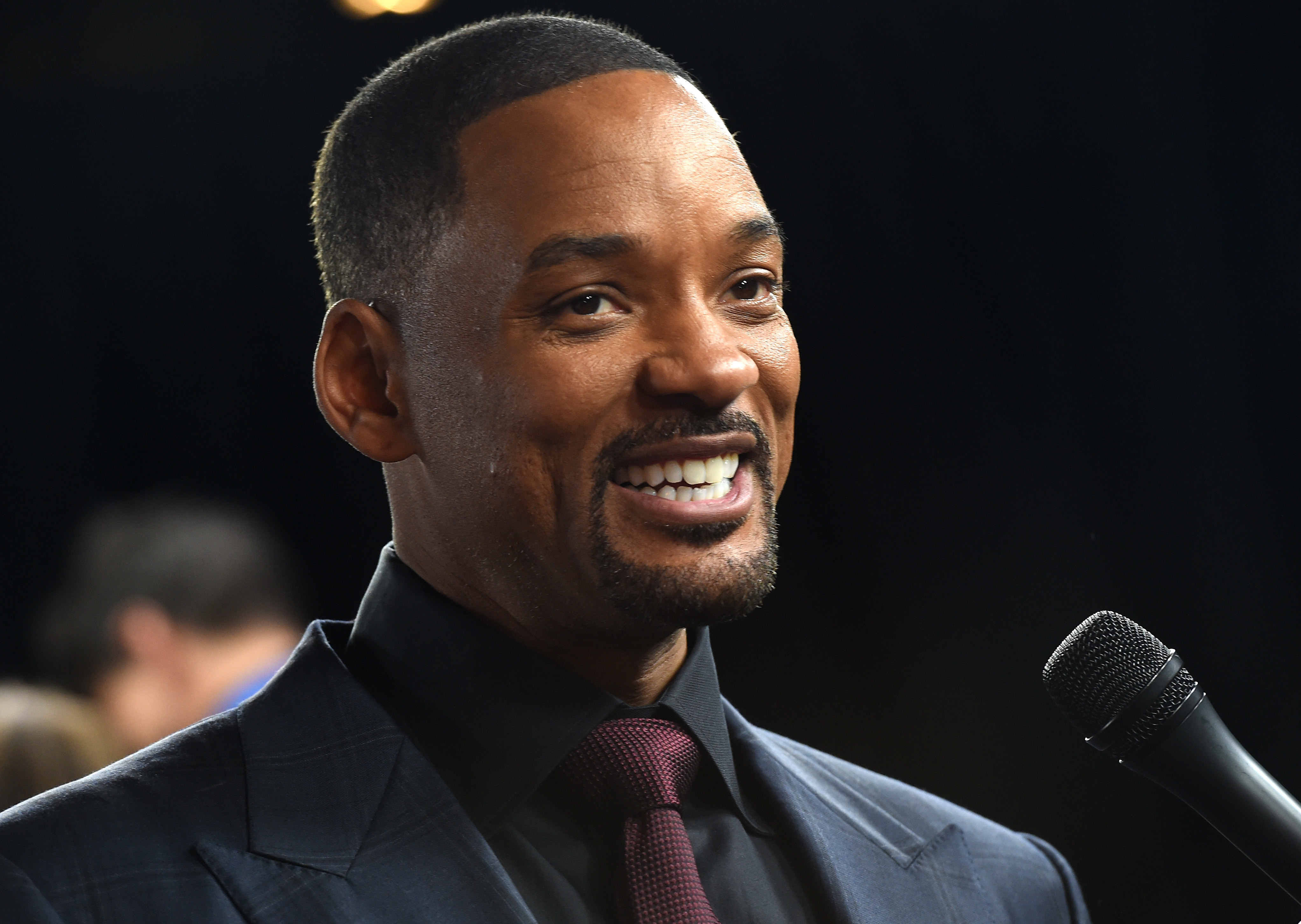 Will Smith Continues Tío Adventures by Performing at Latin Grammys With Bad Bunny & Marc Anthony