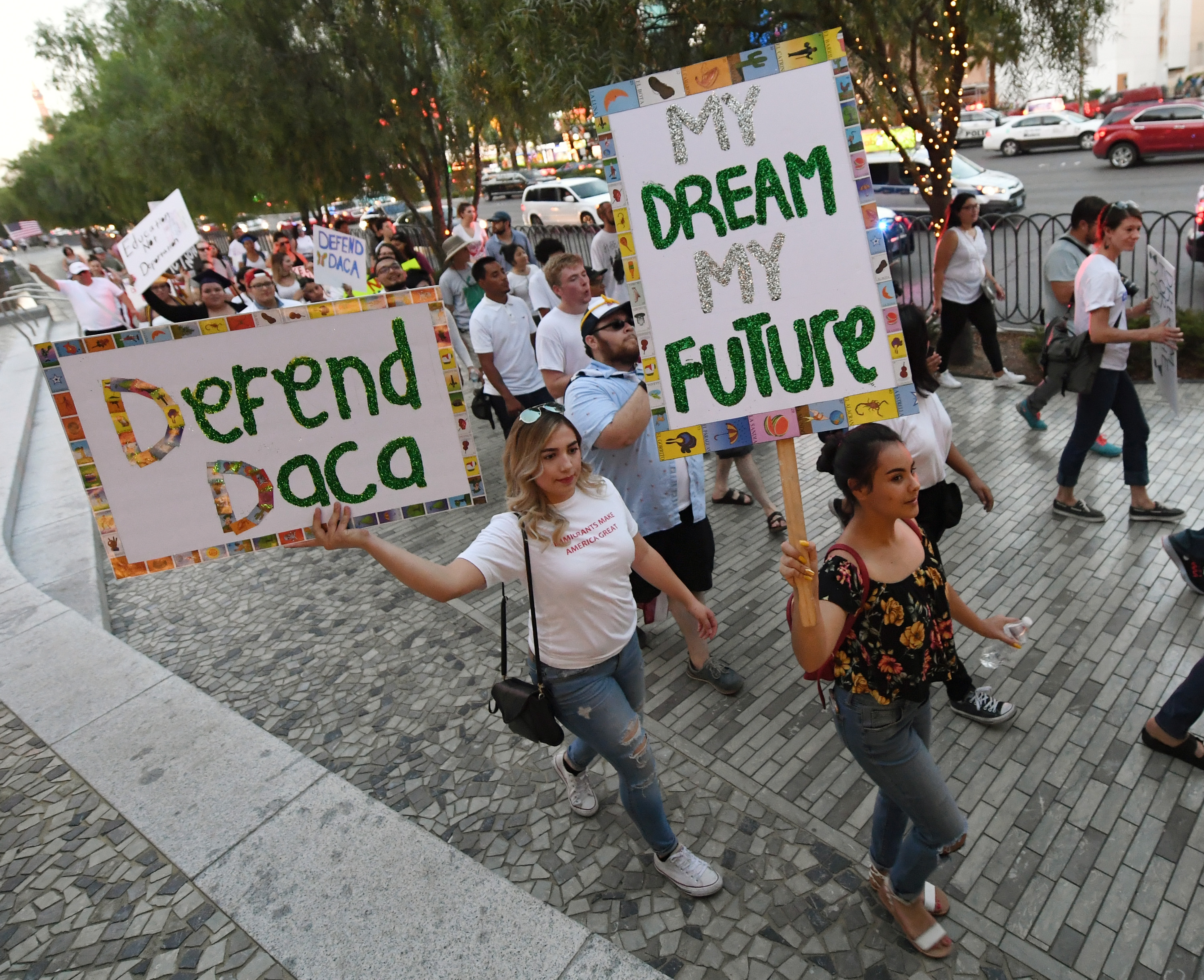 Federal Judge Orders the Trump Administration to Accept New DACA Applications