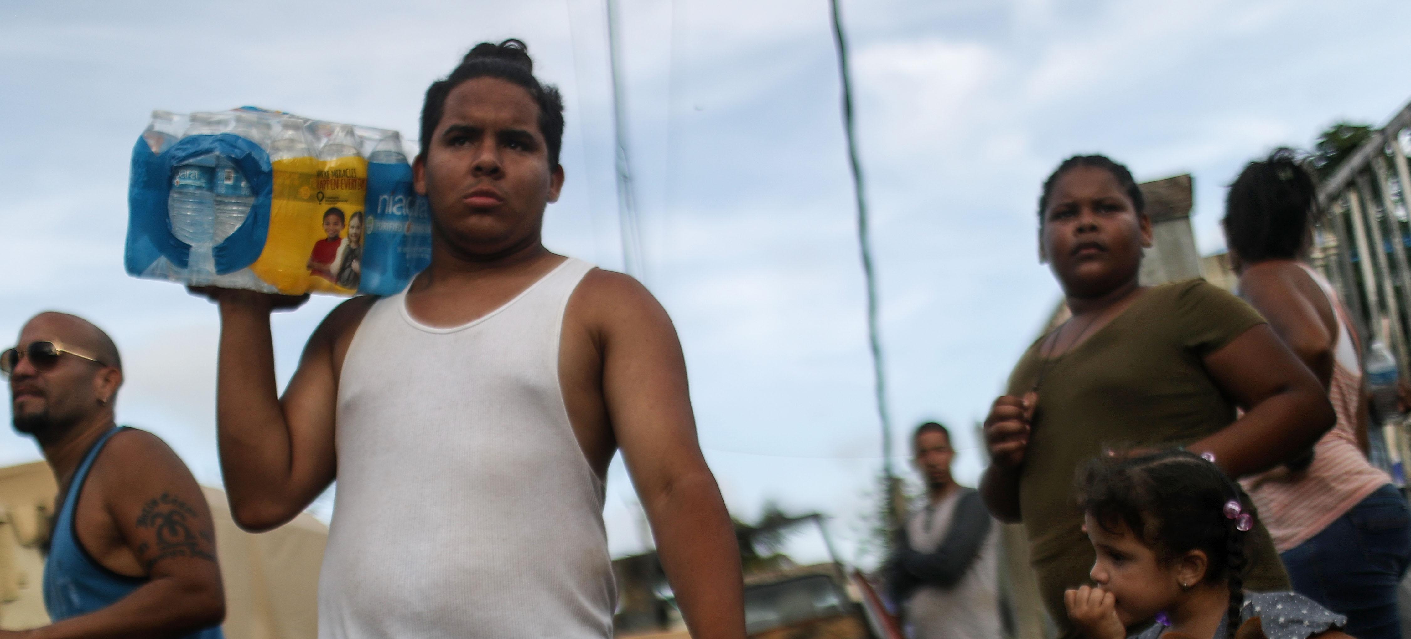 How FEMA F*cked Over Puerto Rico