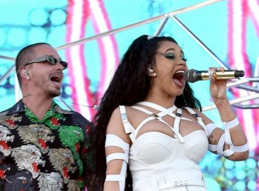 Cardi B Taps Bad Bunny & J Balvin For Her First Televised Performance Since Giving Birth