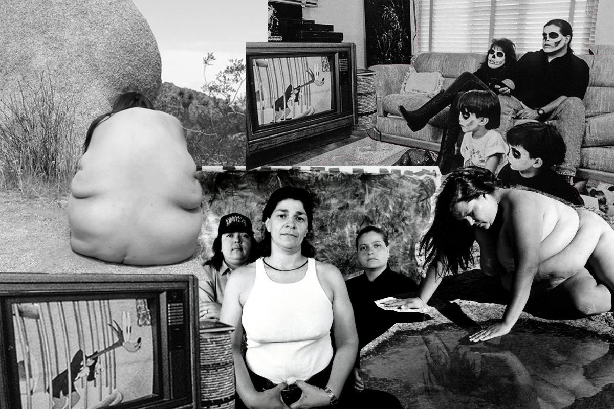 Remembering Laura Aguilar, the Chicana Who Photographed Marginalized Latinos