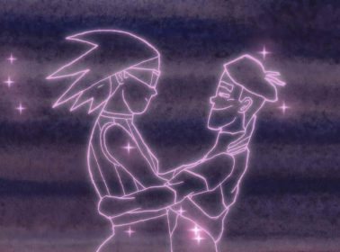 """Fugitive Lovers Travel to Another Dimension in MKRNI's Animated Video for """"Una Vuelta Más"""""""