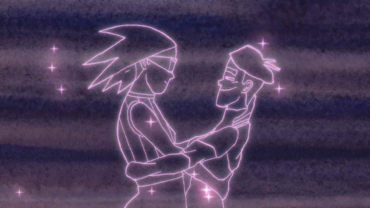 "Fugitive Lovers Travel to Another Dimension in MKRNI's Animated Video for ""Una Vuelta Más"""