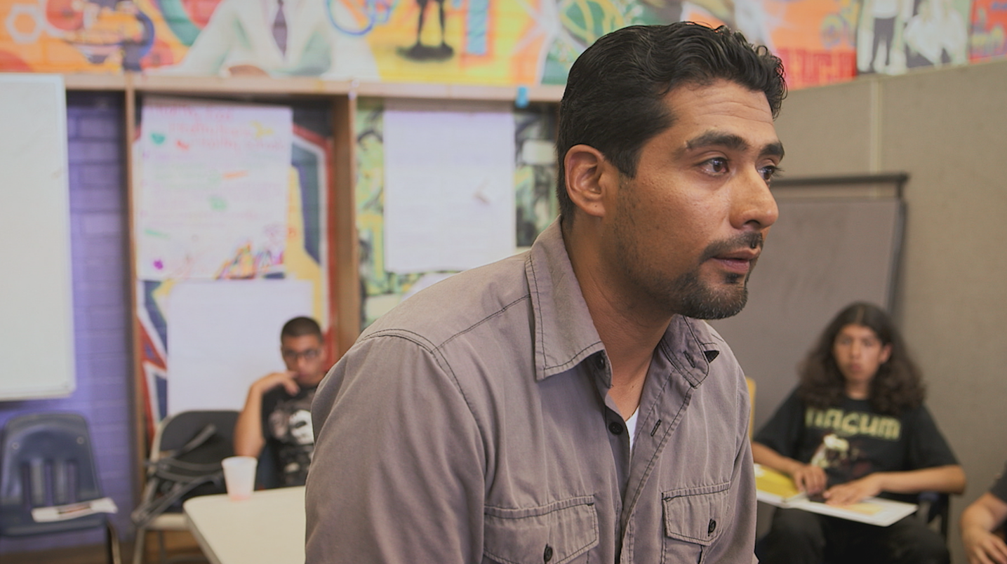 This Doc Tells the Story of Victor Rios, a Gang Member-Turned-Professor Helping Latinos Stay in School