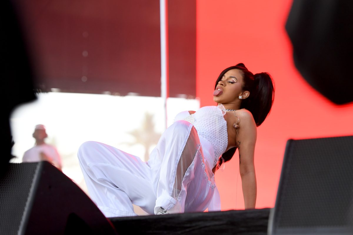 Cardi B Twerked While Pregnant & Other Coachella Moments You May Have Missed