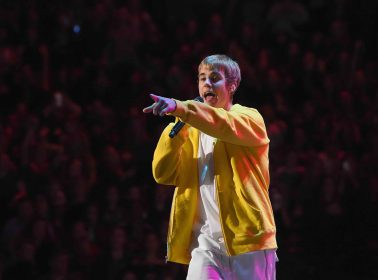 Justin Bieber Was Spotted Dancing to Los Ángeles Azules at Coachella
