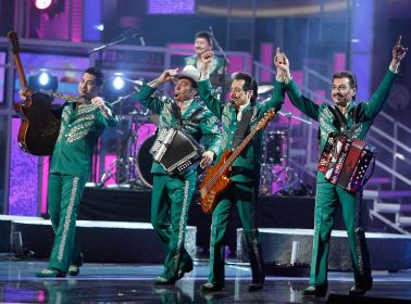 Los Tigres del Norte Just Broke Cardi B's Houston Rodeo Attendance Record