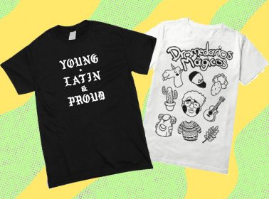 10 Latino Artists With Killer Merch You Should Cop
