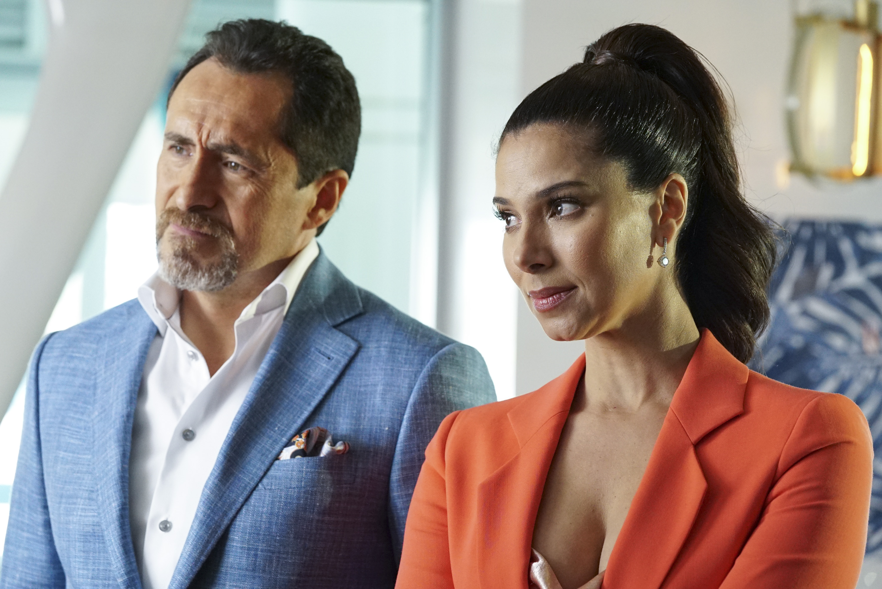 ABC Won't Renew 'Grand Hotel' for a Second Season