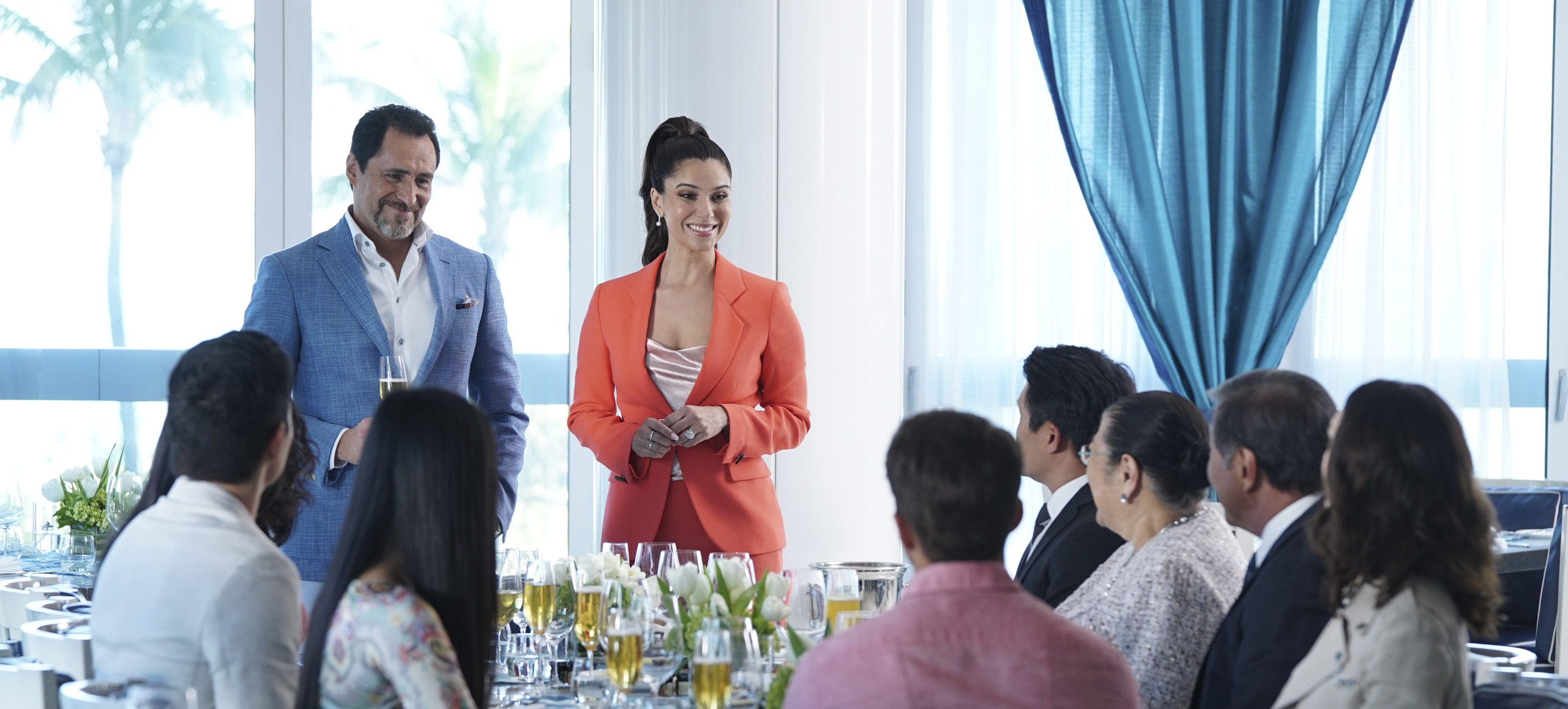 REVIEW: ABC's 'Grand Hotel' Adaptation is Light Summer TV With Plenty of Drama, Backstabbing & Fab Outfits