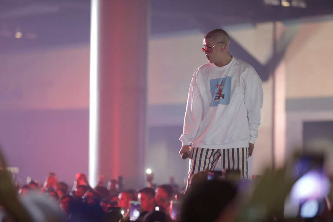 410fa3ad3b Bad Bunny Brought Out Daddy Yankee, Ozuna and Dozens More for His  Homecoming Show in Puerto Rico