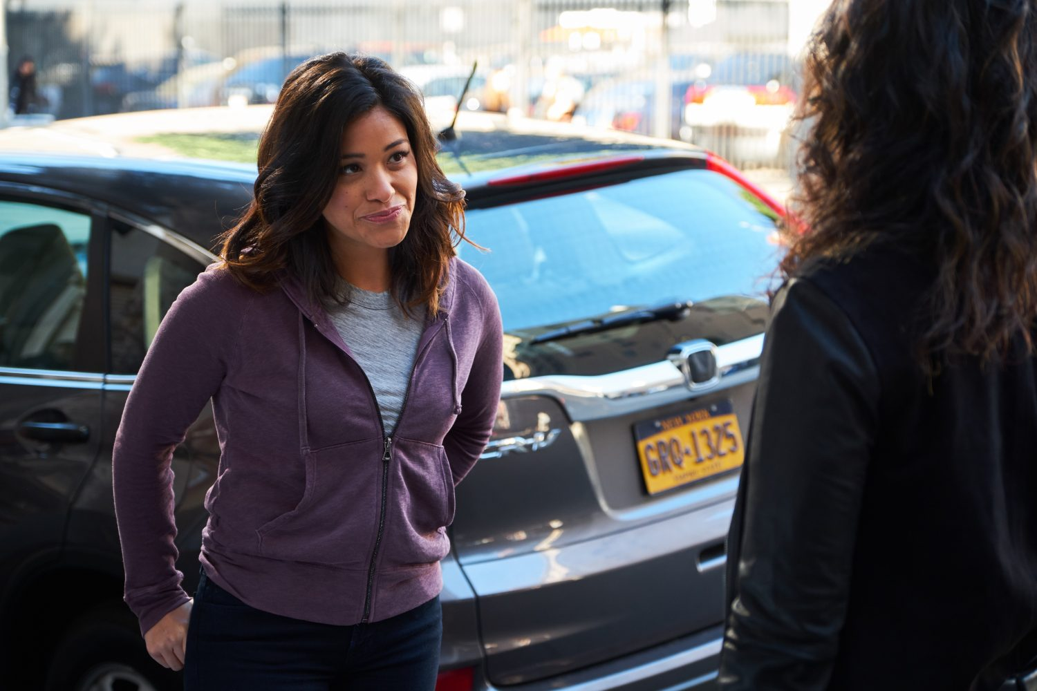 TRAILER: In 'Brooklyn Nine-Nine' Season Finale, Gina Rodriguez Stars as Rosa's Possible Love Interest